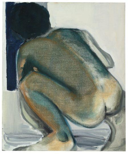 Marlene Dumas-The Peeping Tom-1994