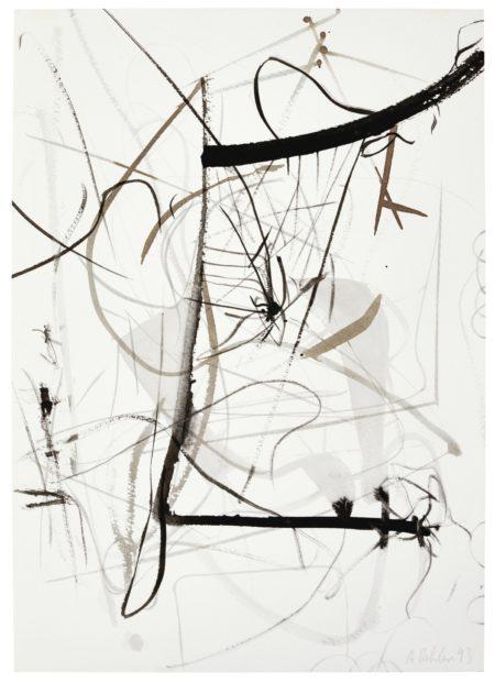 Albert Oehlen-Untitled-1993