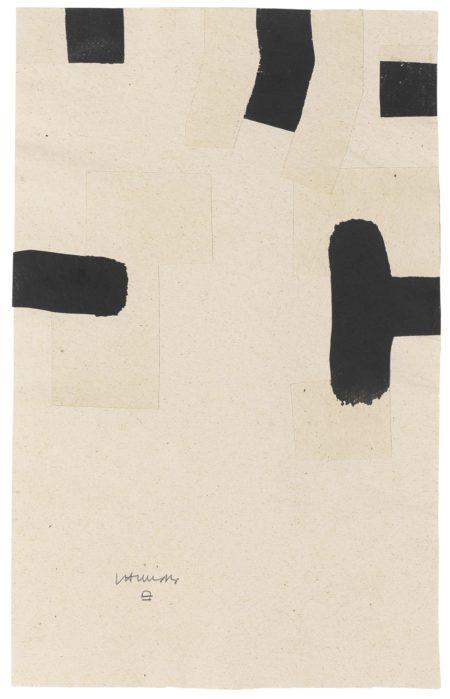 Eduardo Chillida-Untitled-1985