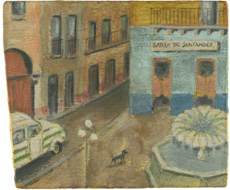 Francis Alys-Barra De Santander Guanajuato-1987