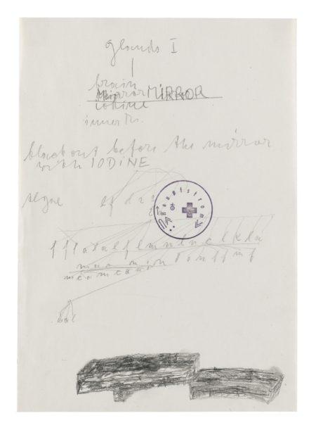 Joseph Beuys-Untitled-1974