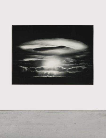 Robert Longo-Untitled (Halo)-2007