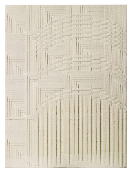 Tauba Auerbach-Arc Ray III-2013