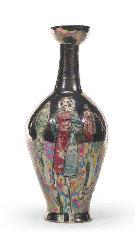 Grayson Perry-Starving Africans-1999