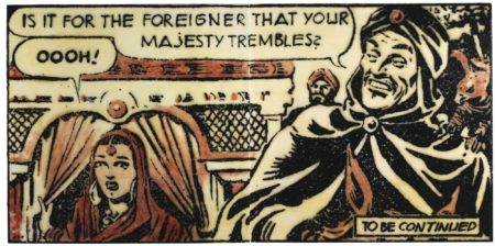 Jose Maria Cano-Is It For The Foreigner That Your Majesty Trembles?-2005