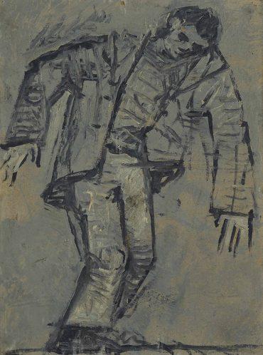 John Craxton-Dancer-1950