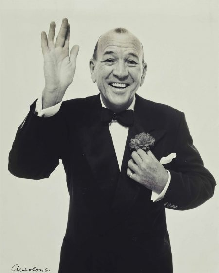 Richard Avedon-Noel Coward (Waving to camera) 1961-1961