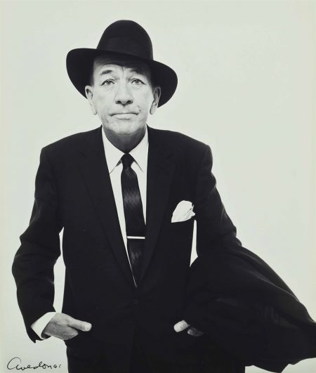 Richard Avedon-Noel Coward (Facing camera) 1961-1961
