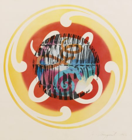 James Rosenquist-Circles Of Confusion And Lite Bulb (Not In G.)-1966