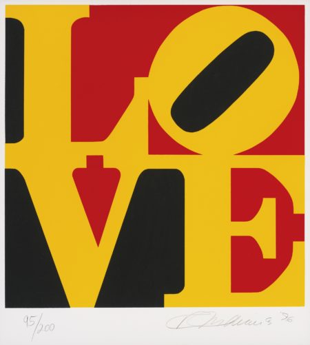 Robert Indiana-Love-1996