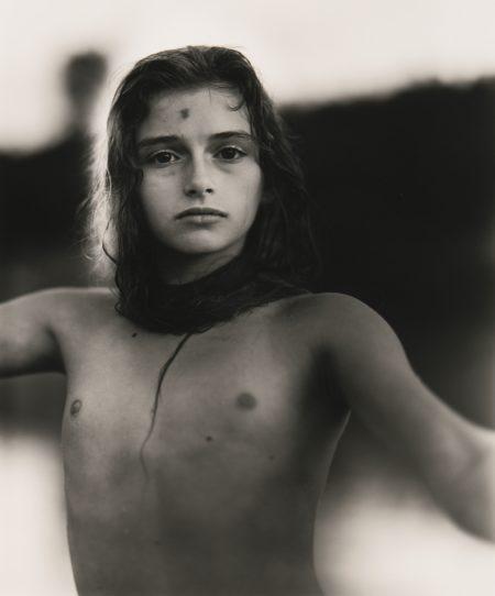 Sally Mann-Jessie At 11-1993