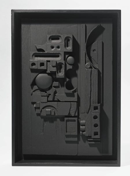 Louise Nevelson-Sun-Set-1981