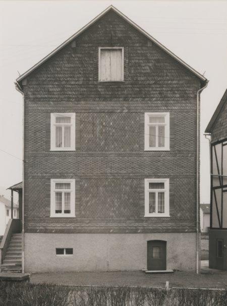 Bernd and Hilla Becher-Neunkirchen Kreis Siegen In Der Trift 8-1972