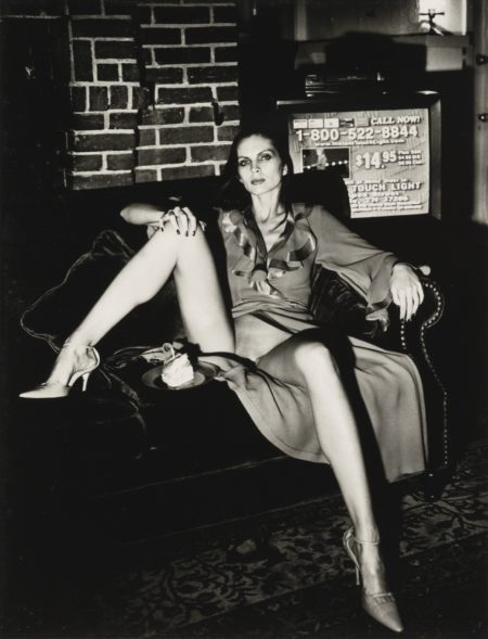 Helmut Newton-Selected Images From Cyberwoman-2000