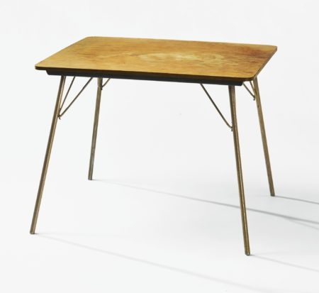Charles and Ray Eames - Table Model No. It-1 -1947