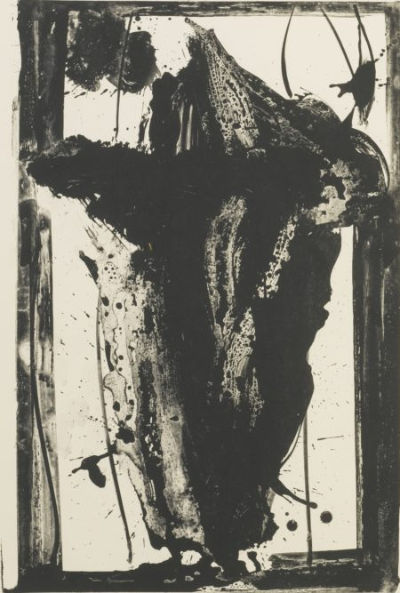 Robert Motherwell-Easter Day 1979; America-La France Variations III; Calligraphy I (Walker Art Center 244 331 & 490): 3 Prints-1989