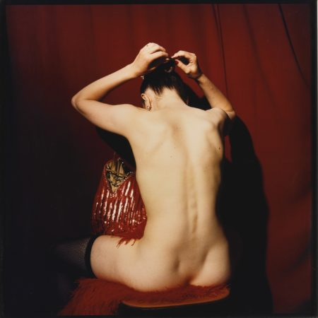 Bettina Rheims-4 Juillet II Paris' (From Chambre Close)-1991