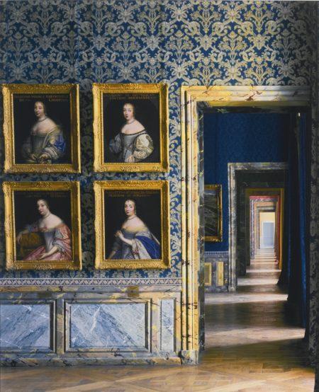 Robert Polidori-Cabinet Des Beautees Chateau De Versailles-1985