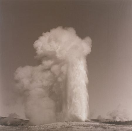 Lynn Davis-Old Faithful Yellowstone National Park Wyoming-1990