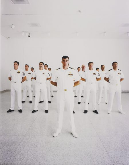 Vanessa Beecroft-Vb39 Us Navy Seals-1999