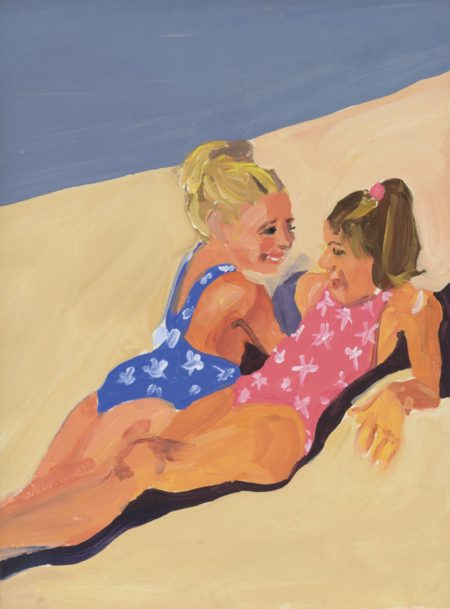 Chantal Joffe-Untitled-1995