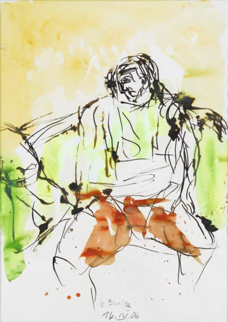 Georg Baselitz-Untitled-2006