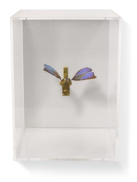 Rebecca Horn-Schmetterling (Butterfly)-2006