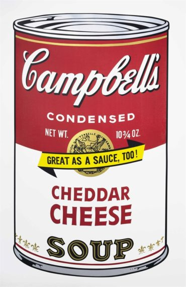 Cheddar Cheese from: Campbell
