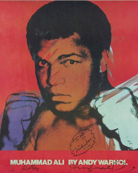 Andy Warhol-After Andy Warhol - Muhammad Ali-1978