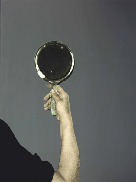 Michelangelo Pistoletto-Mirror-1992