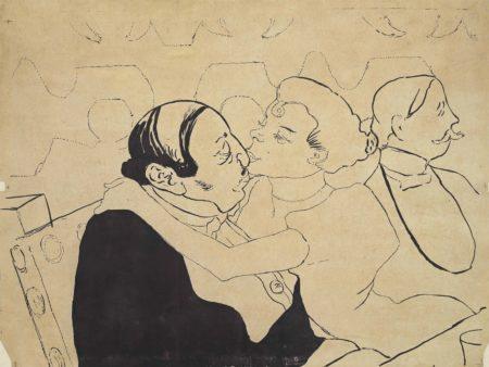 Henri de Toulouse-Lautrec-Reine de Joie-1892