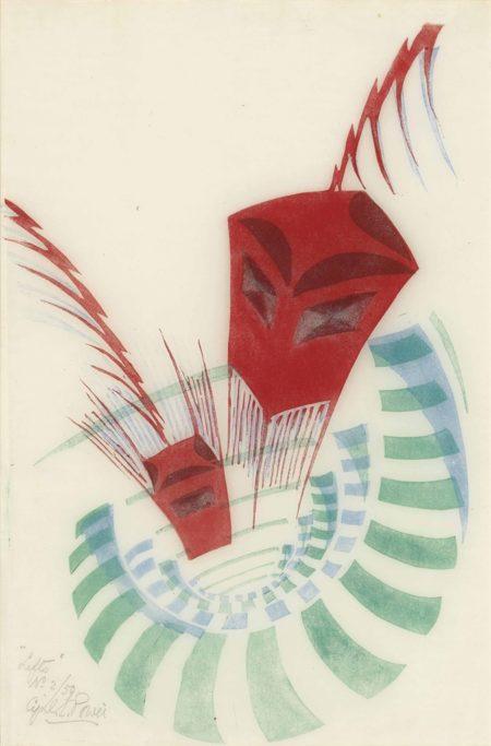 Cyril Edward Power-Lifts-1930