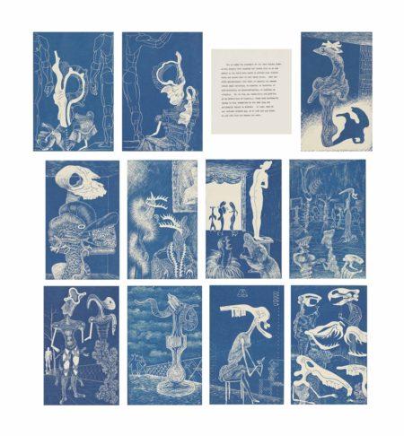 John Banting-For Social Service; A Blue Book of Conversation-1933