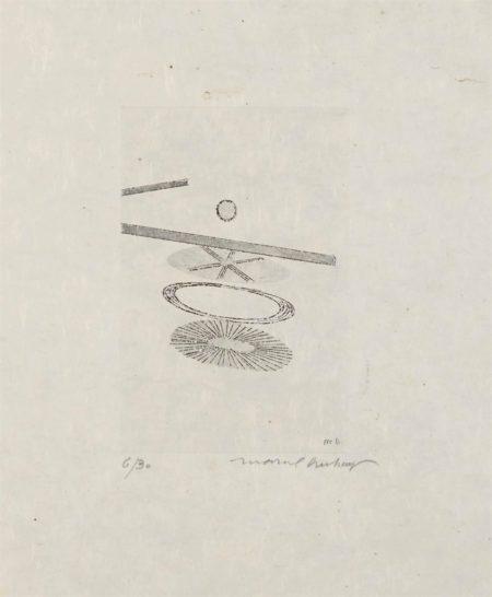Marcel Duchamp-The Oculist Witnesses-1965