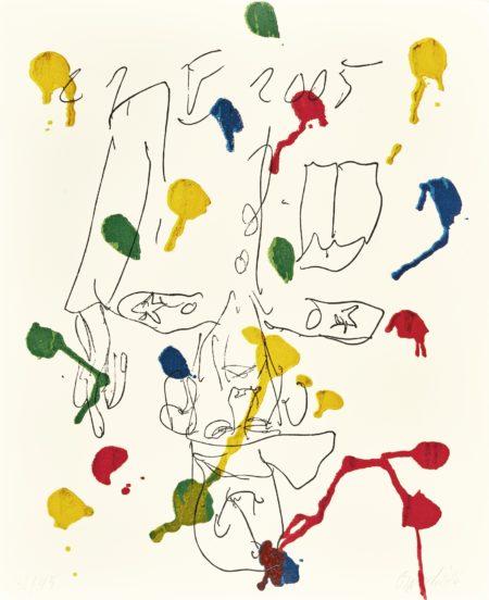 Georg Baselitz-Imperia Suite - Ein Portrait-2006