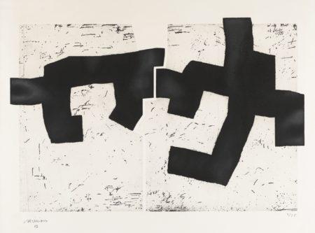 Eduardo Chillida-Aldikatu Iv (K. 72012)-1973