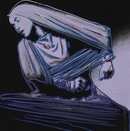 Andy Warhol-Lamentation (F. & S. II.388)-1986