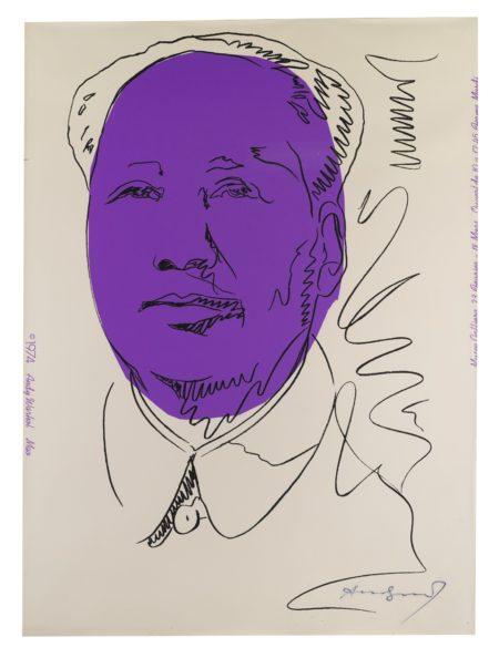Andy Warhol-Mao (F. & S. II.125A)-1974