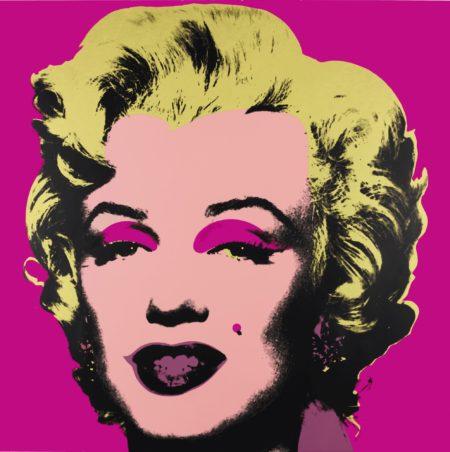Andy Warhol-Marilyn Monroe (F. & S. II.31)-1967