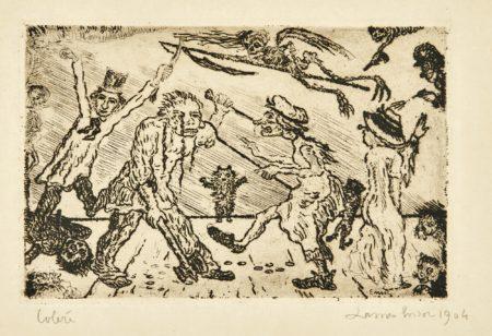 La ColÈRe (D. T. 121; E. 126)-1904