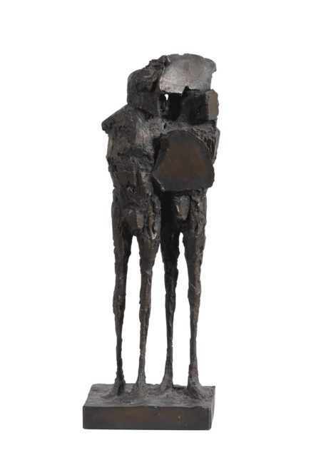 Elisabeth Frink-Assassins II-1963