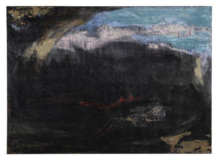 Christopher Le Brun-Study For Fafner-1994