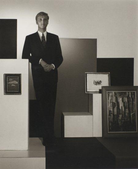 Horst P. Horst-Claus Runkel Art Dealer London 1980-