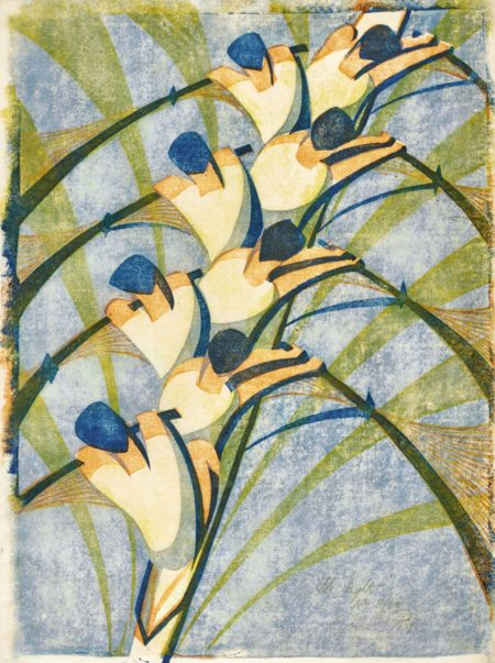 Cyril Edward Power-The Eight (C. Cep 18)-1930
