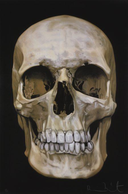 Damien Hirst-The Skull Beneath The Skin-2005