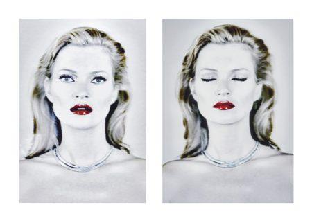 Kate Moss (She'S Light) 2014-