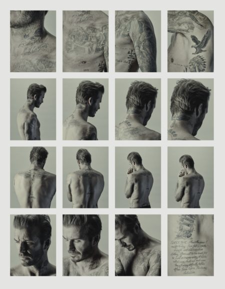 Nadav Kander-David Beckham 16 Pictures From David Beckham's Ink 2015-
