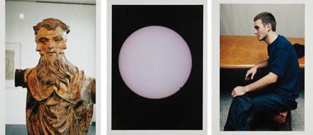 Wolfgang Tillmans-Three Works: (i)Trinitatis, (ii) Venus Transit, Edge, (iii) Mauricio, Profile-2002