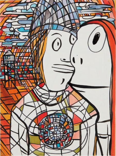 Nicole Eisenman-Untitled-2008
