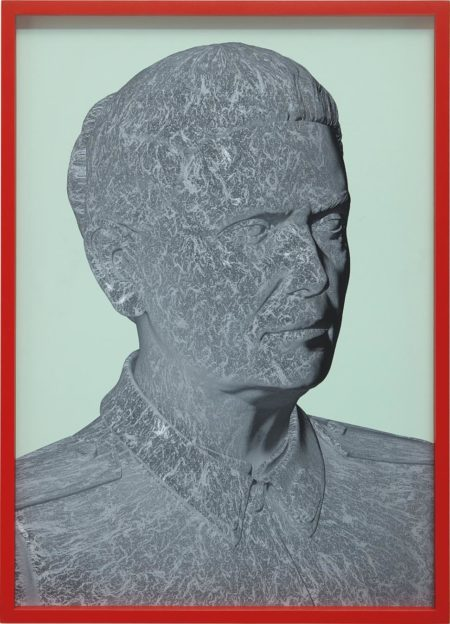 Aleksandra Domanovic-Portrait (Bump-Map)-2011